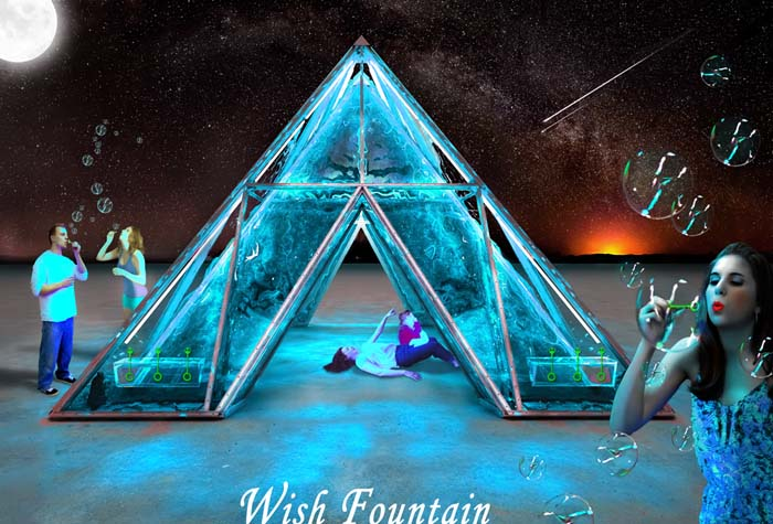 Wish Fountain