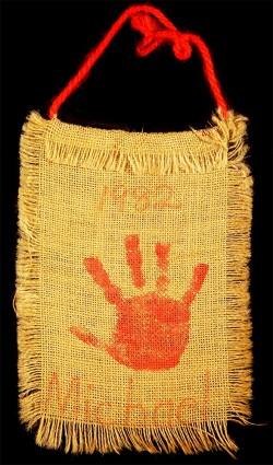 Handprint 1982