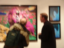 Oz @ Agora Gallery NYC
