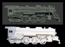 The 3D Model and 3D Print