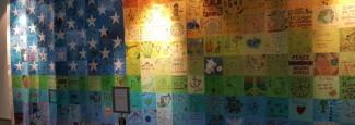 Peace Flag Exhibition